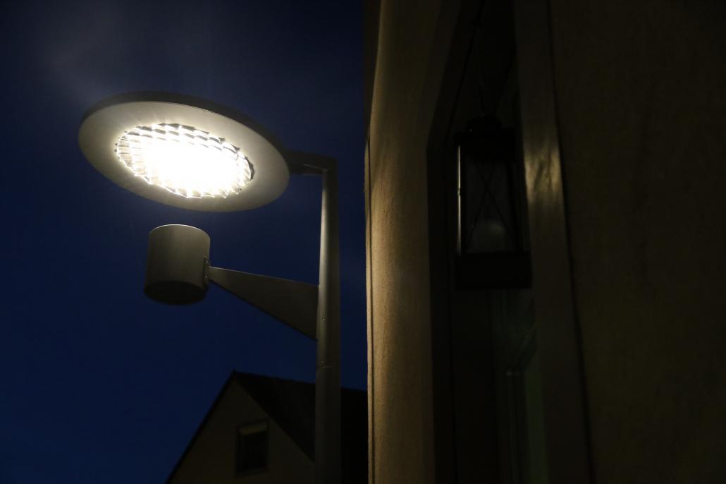 Sekundärleuchte Hammelburg