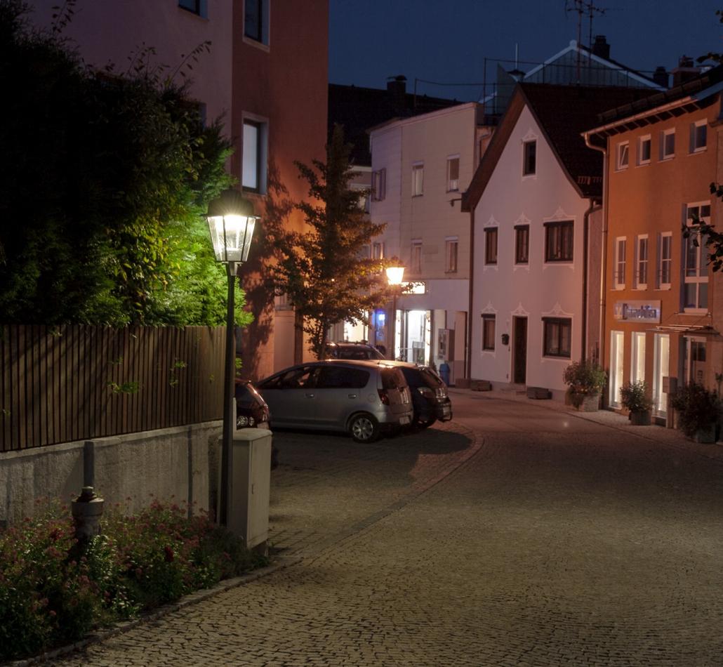Leuchtensanierung und lichttechnische Modernisierung
