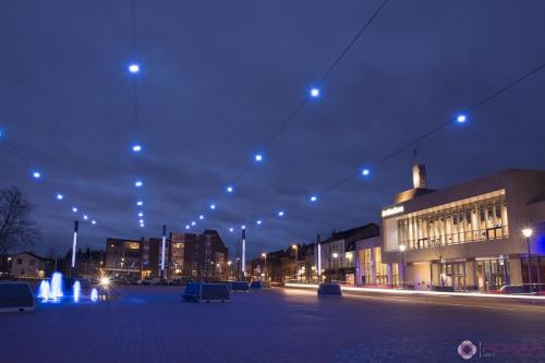 Beleuchtungskonzept Brunssum