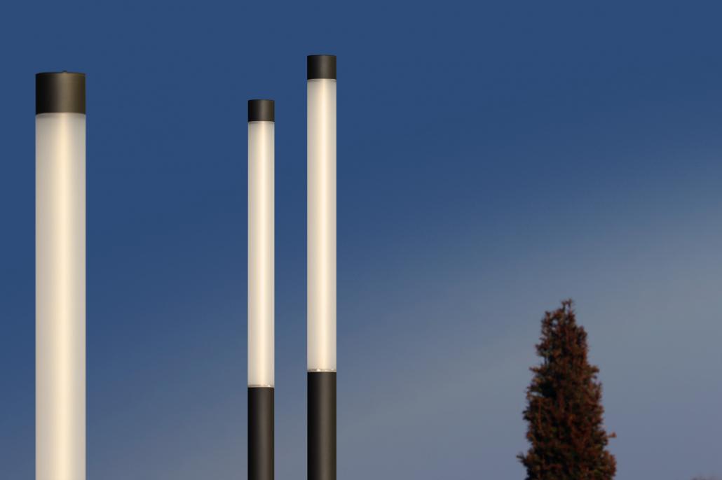 Parkplatzbeleuchtung Therme Erding