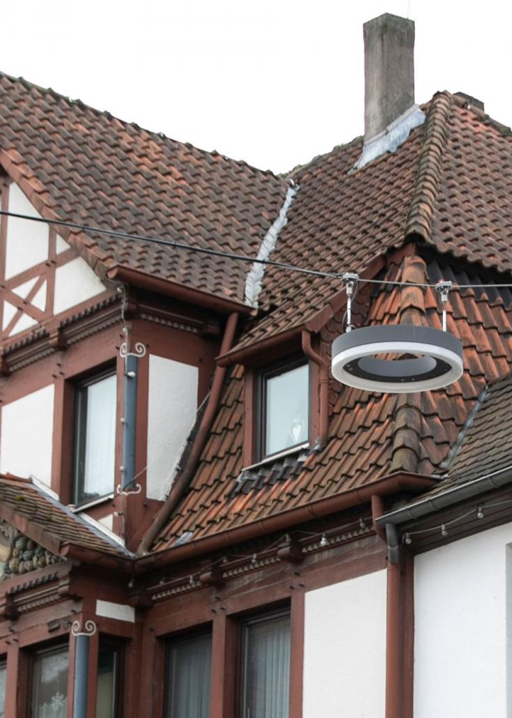 Seilpendelleuchte Schwalmstadt