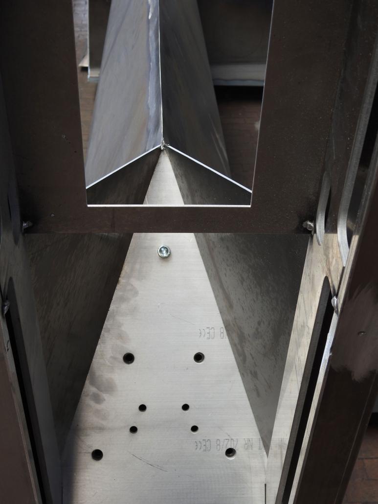 Produktion Mastleuchten Ackermannbrücke Augsburg