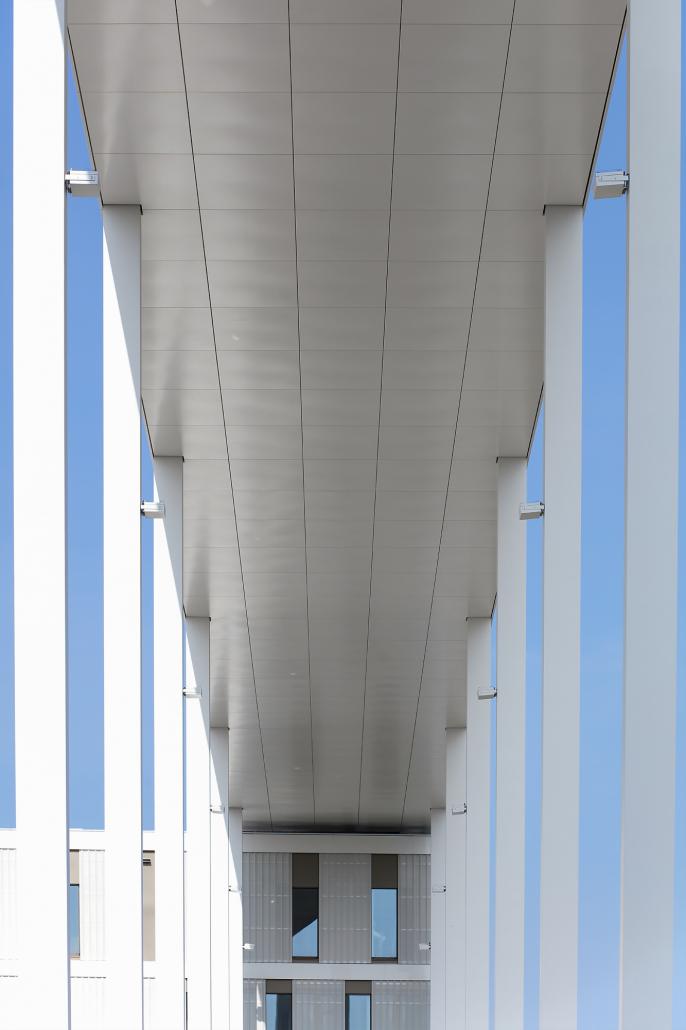 Außenwandleuchten für Säulen