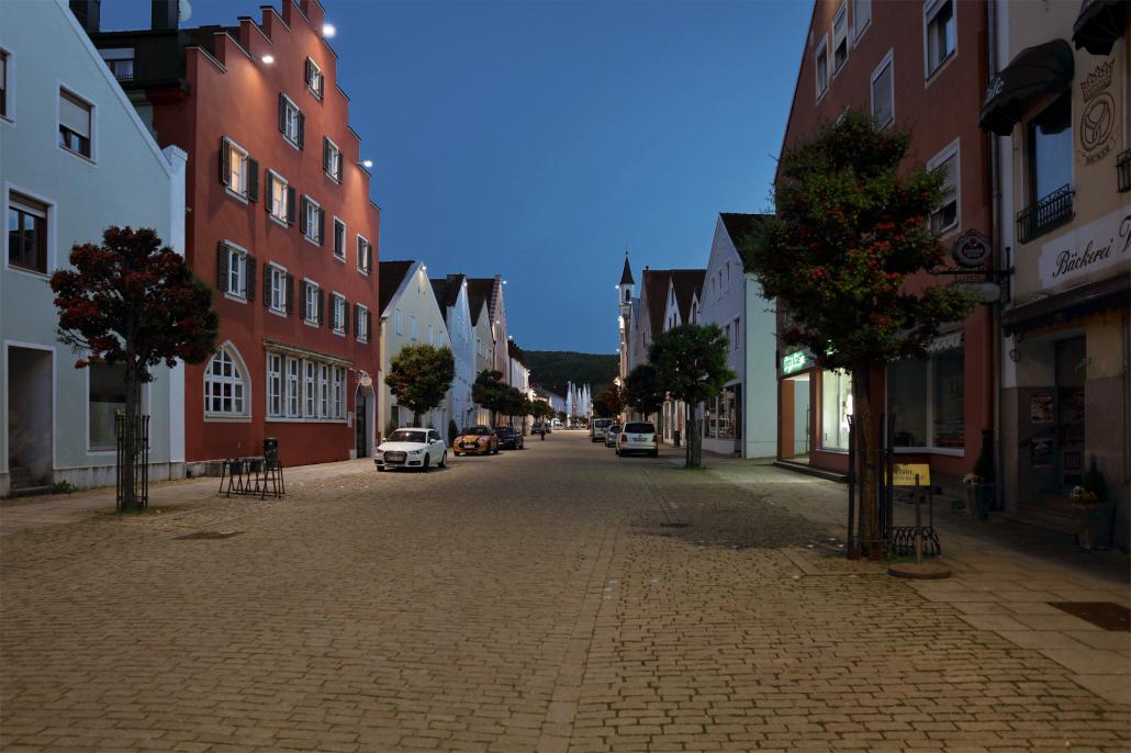 Leuchtensanierung Kehlheim