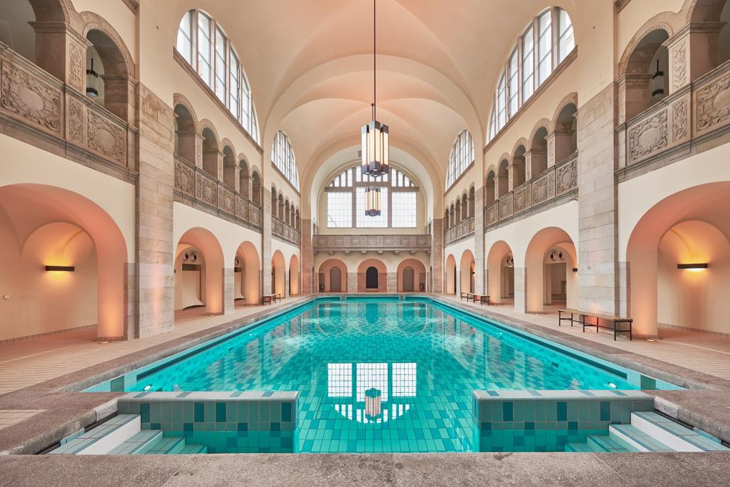 Leuchten für Schwimmbad