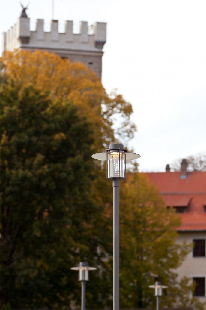 Aufsatzleuchte Ebersberg