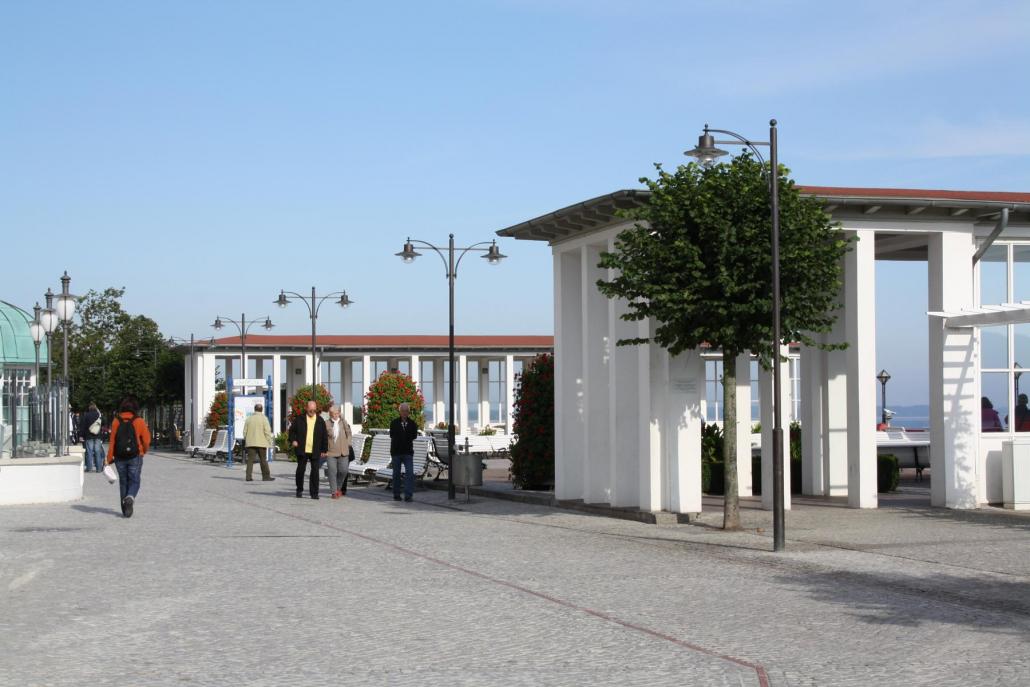 Auslegerleuchte Tektus Binz Rügen