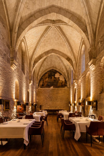 Hotel_Restaurant_Abadia Retuerta Le Domaine
