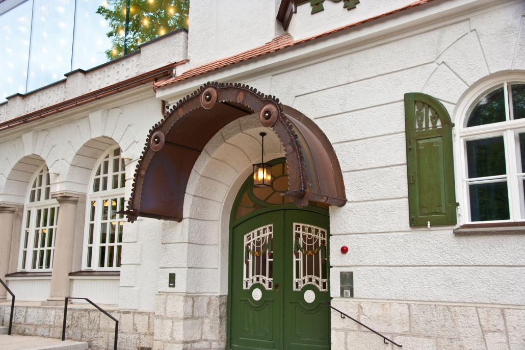 Hausnahes Licht_Museum der Bayerischen Könige_Pendelleuchte