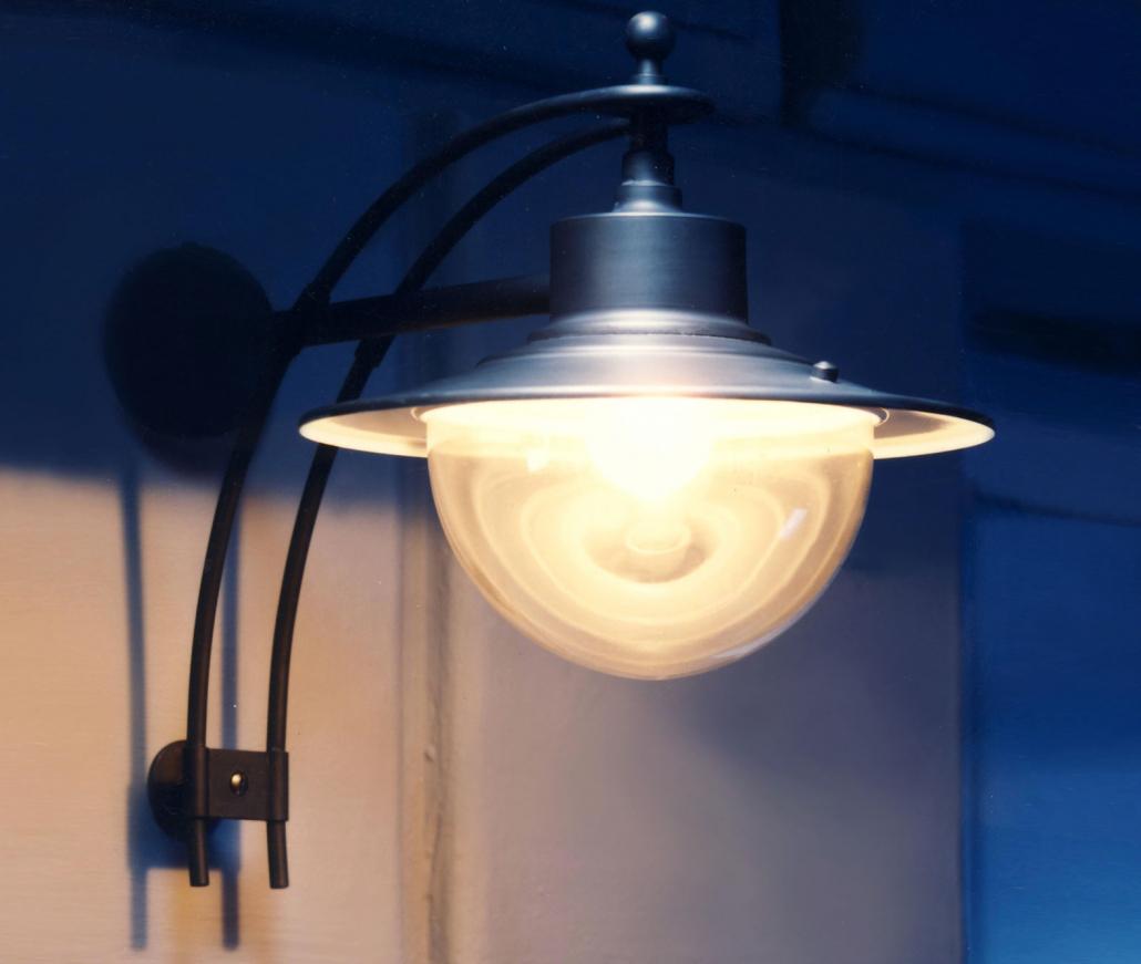 Hausnahes Licht_Wandleuchte